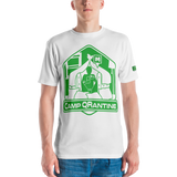 Camp QRantine Men's T-shirt