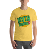 Myth Hunter ComicShort-Sleeve Unisex T-Shirt