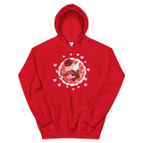 Special Delivery Cupid Unisex Hoodie