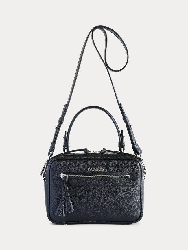 Tribeca Box Bag (Black)