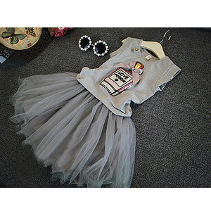 Princess Baby Girls Tutu Dress
