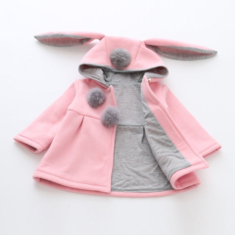 Winter Rabbit Coat