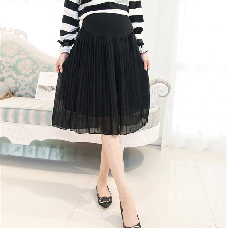 Great Maternity Skirts High Waist Clothes