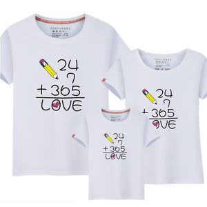 Everyday Love Summer T-shirt