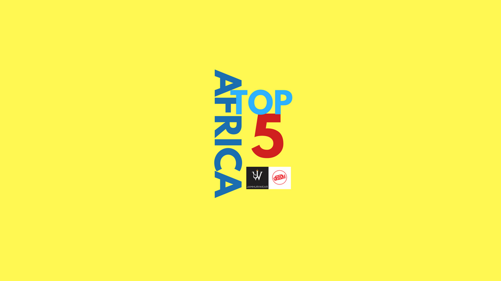 Africa Top Five Afrobeats Music Video Countdown Week 2