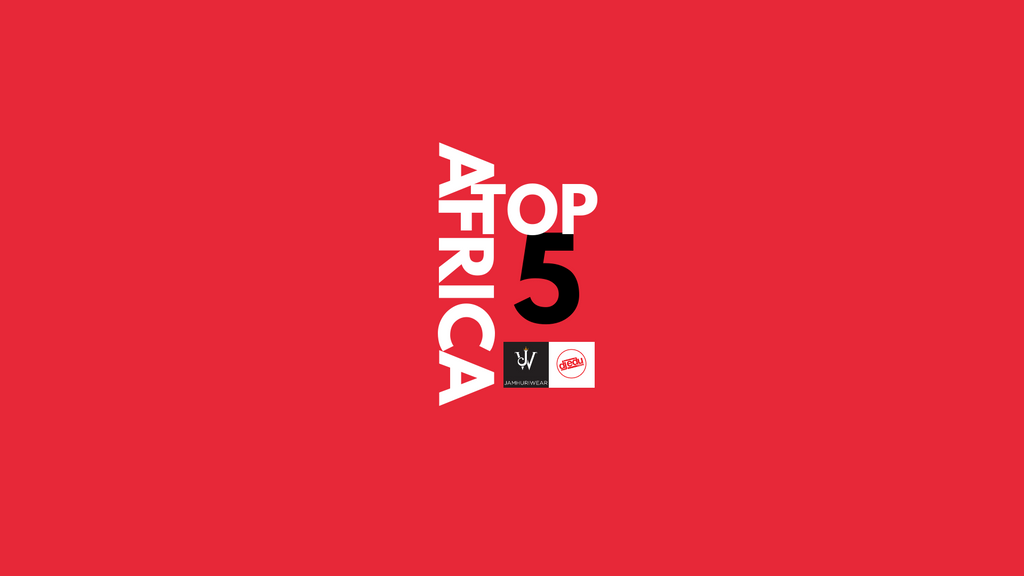 Africa Top 5 Music Videos 2018