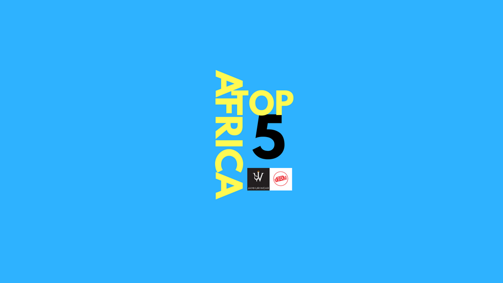 Top 5 African Music Videos Ep 11 2018