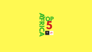 Africa Top 5 Music Videos Week 43 Nov 2018