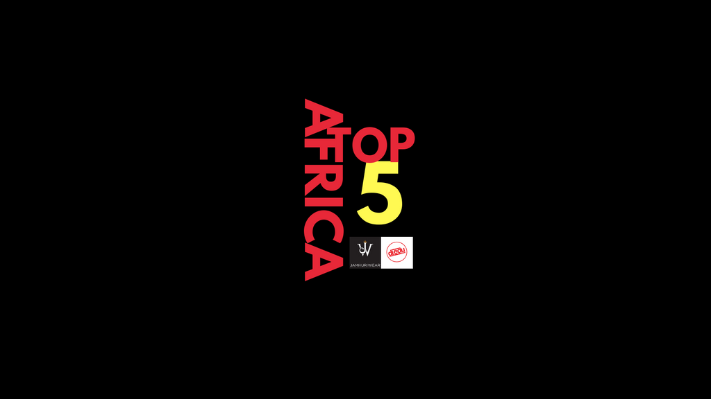 TOP 5 African Music Videos Week 42 Ep. 9