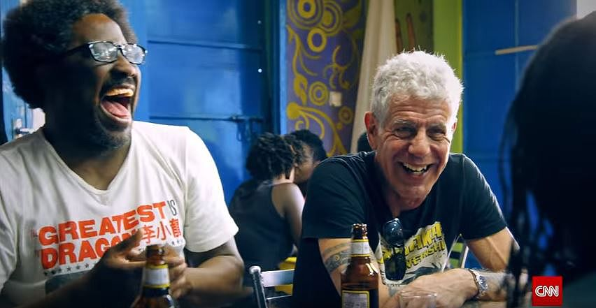 Anthony Bourdain Kenya the Final Frontier.