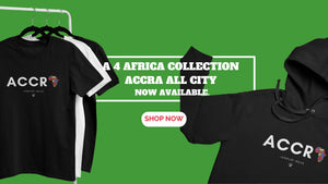 A For AFRICA ACCRA TSHIRT AND SWEATSHIRT COLLECTION