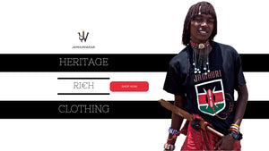 Jamhuri Wear Shop Africa Heritage Rich Clothing