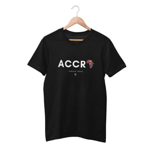 Accra A 4 Africa Black All City T-shirt