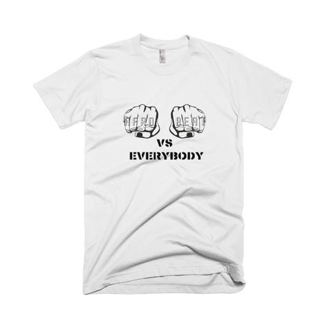 Afrobeat Vs Everybody T-shirt
