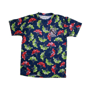 Ankara Blossom No Wax T-shirt
