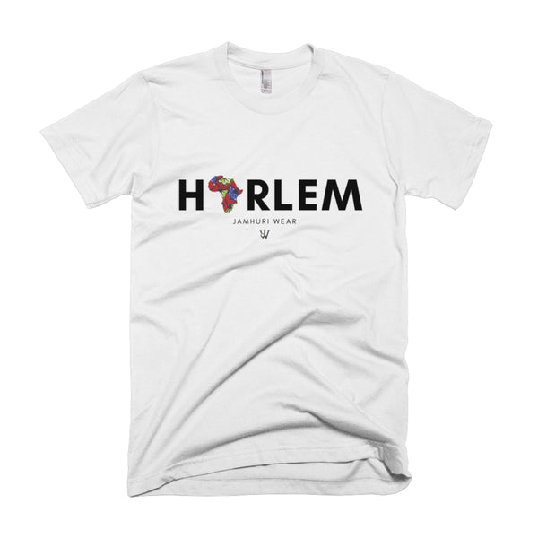 Harlem A 4 Africa All City T-shirt - jamhuriwear.com