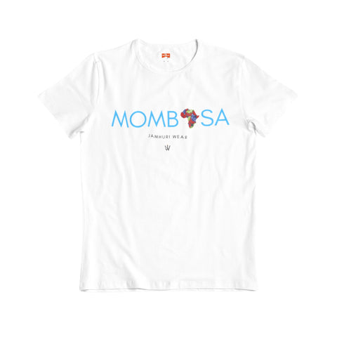 Mombasa A 4 Africa All City T-shirt - jamhuriwear.com