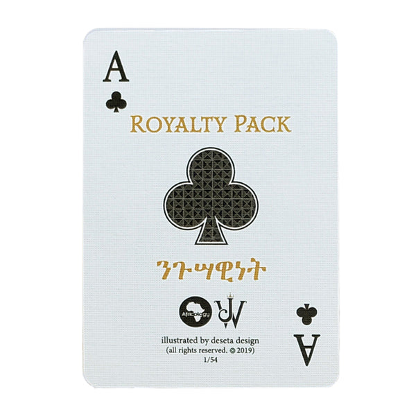 Royalty Pack Deck Of Cards