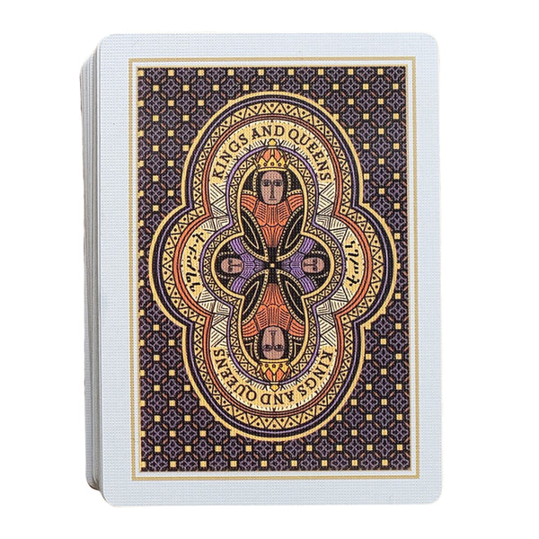 "Royalty Pack ""Warm Face"" Deck Of Cards - jamhuriwear.com"