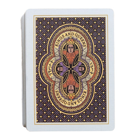 "Royalty Pack ""Warm Face"" Deck Of Cards"
