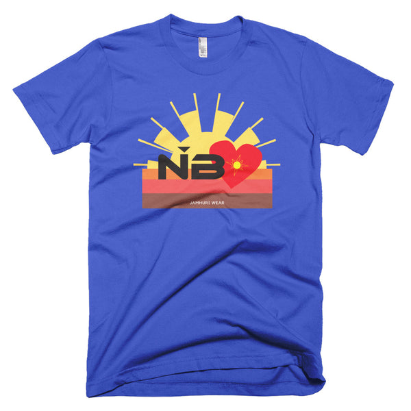 Nairobi Love Mens T-shirt