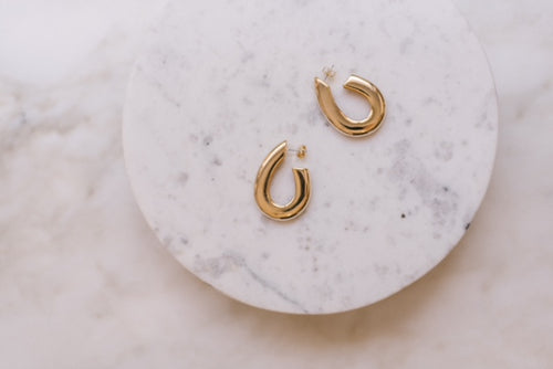 The Emery Hoops - GOLD