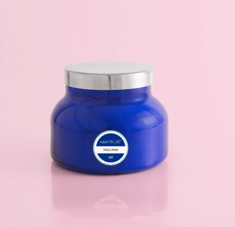 Volcano Blue Candle 19oz