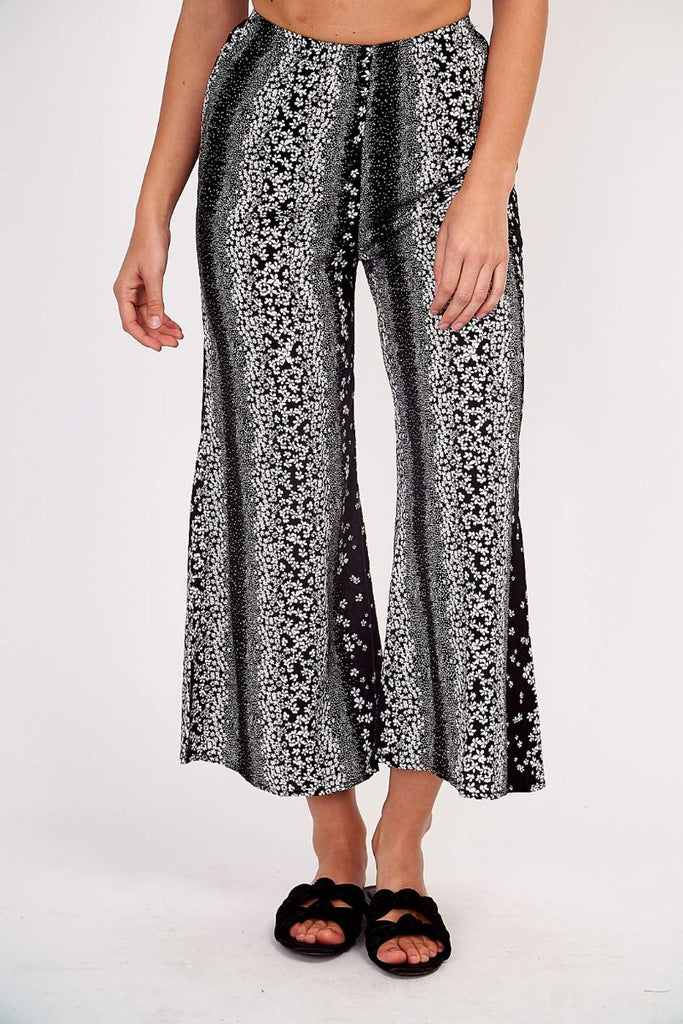 Floral Affair Summer Pants