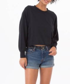 The L/S Cropped Tee