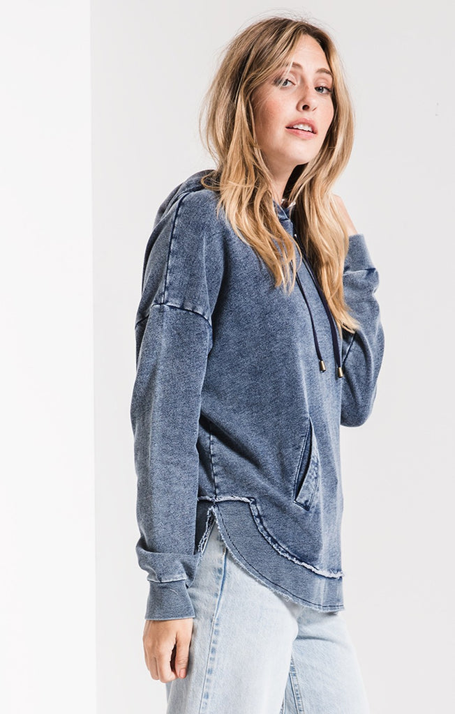 The Knit Denim Dekota Pullover