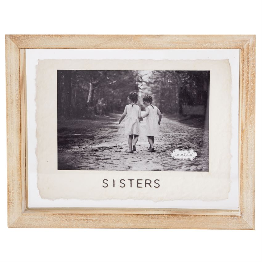 Sisters Glass Frame