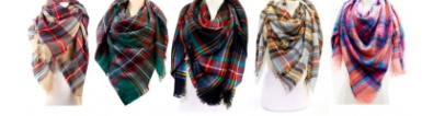ALL BLANKET SCARVES
