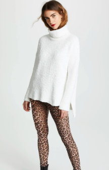 The One Boxy Knit Sweater