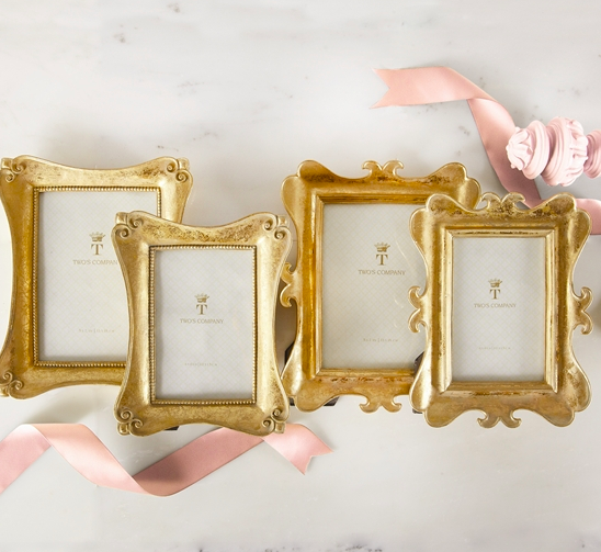 Brocante Frames Gold Leaf