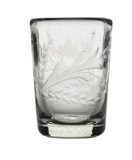 El Predilecto Etched Glass