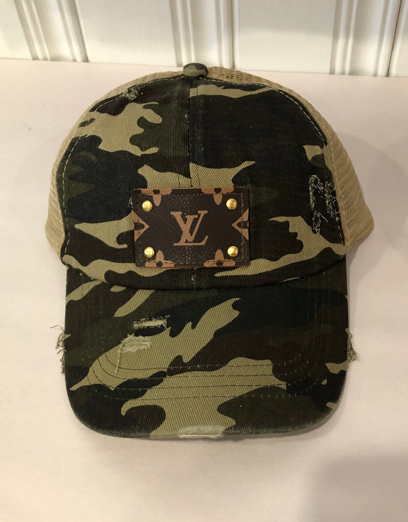 Authentic LV Hats