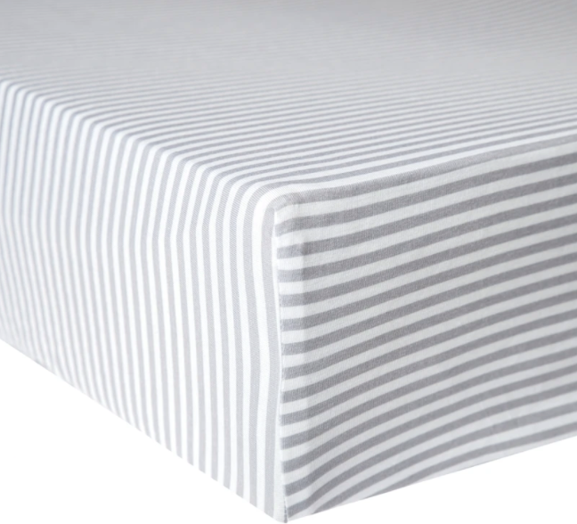 Premium Knit Fitted Crib Sheet