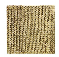 Water Hyacinth Placemat, Square