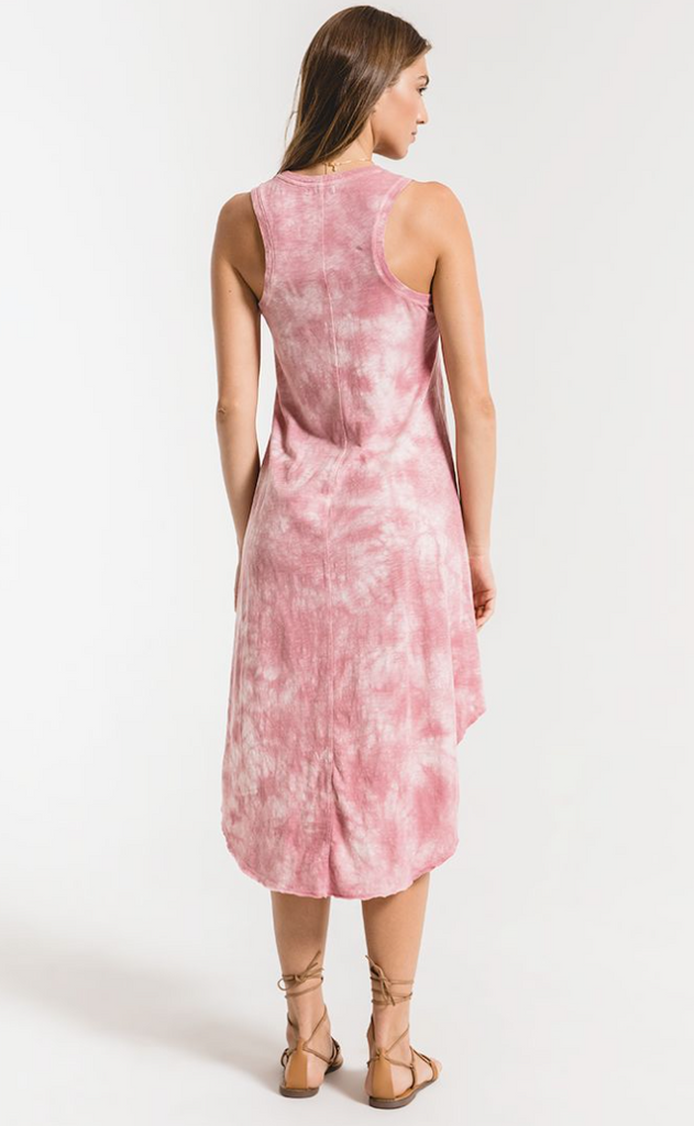 The Cloud Tie Dye Dress