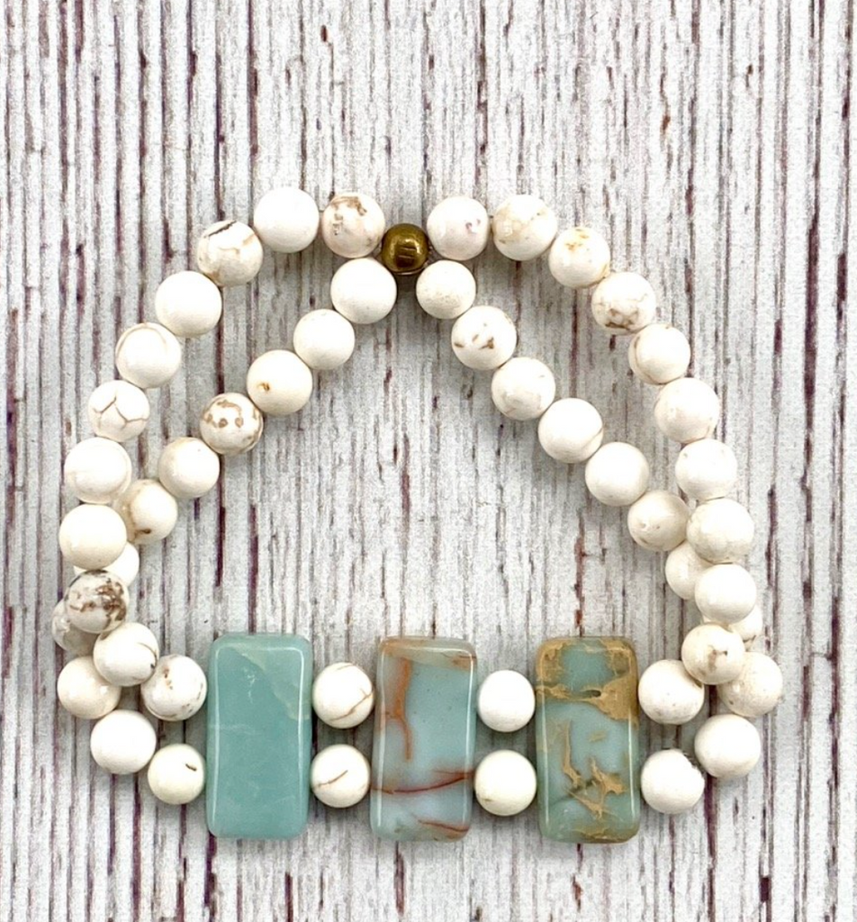 Sandcastle Stretch Bracelet