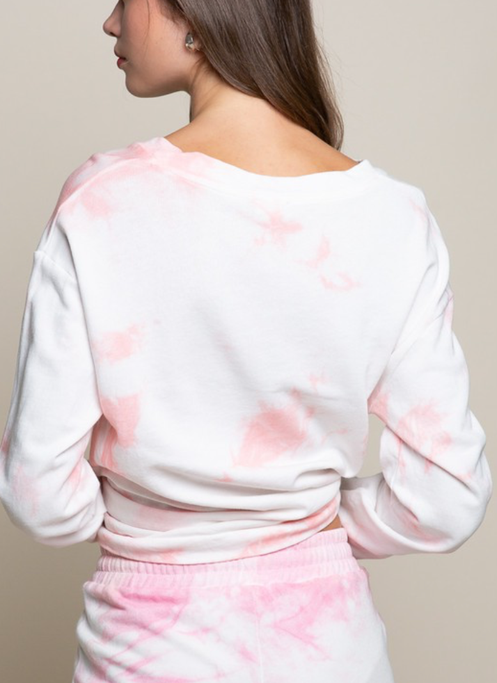 In The Clouds Dip Dye Sweatshirt
