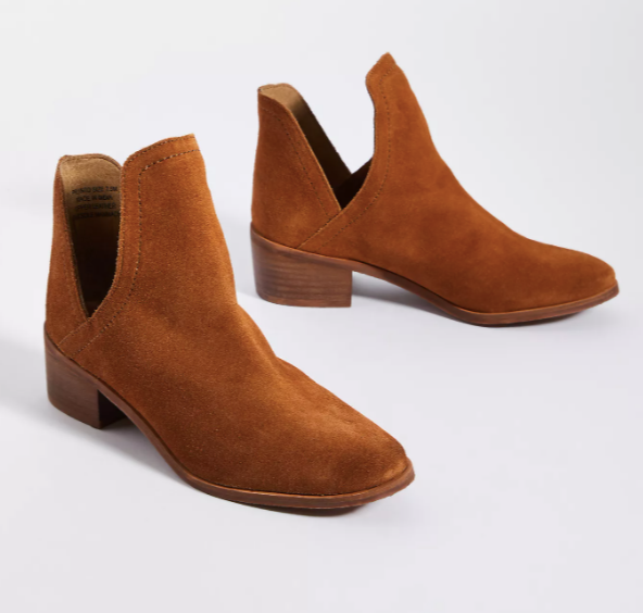 Pronto Side-Cut Booties