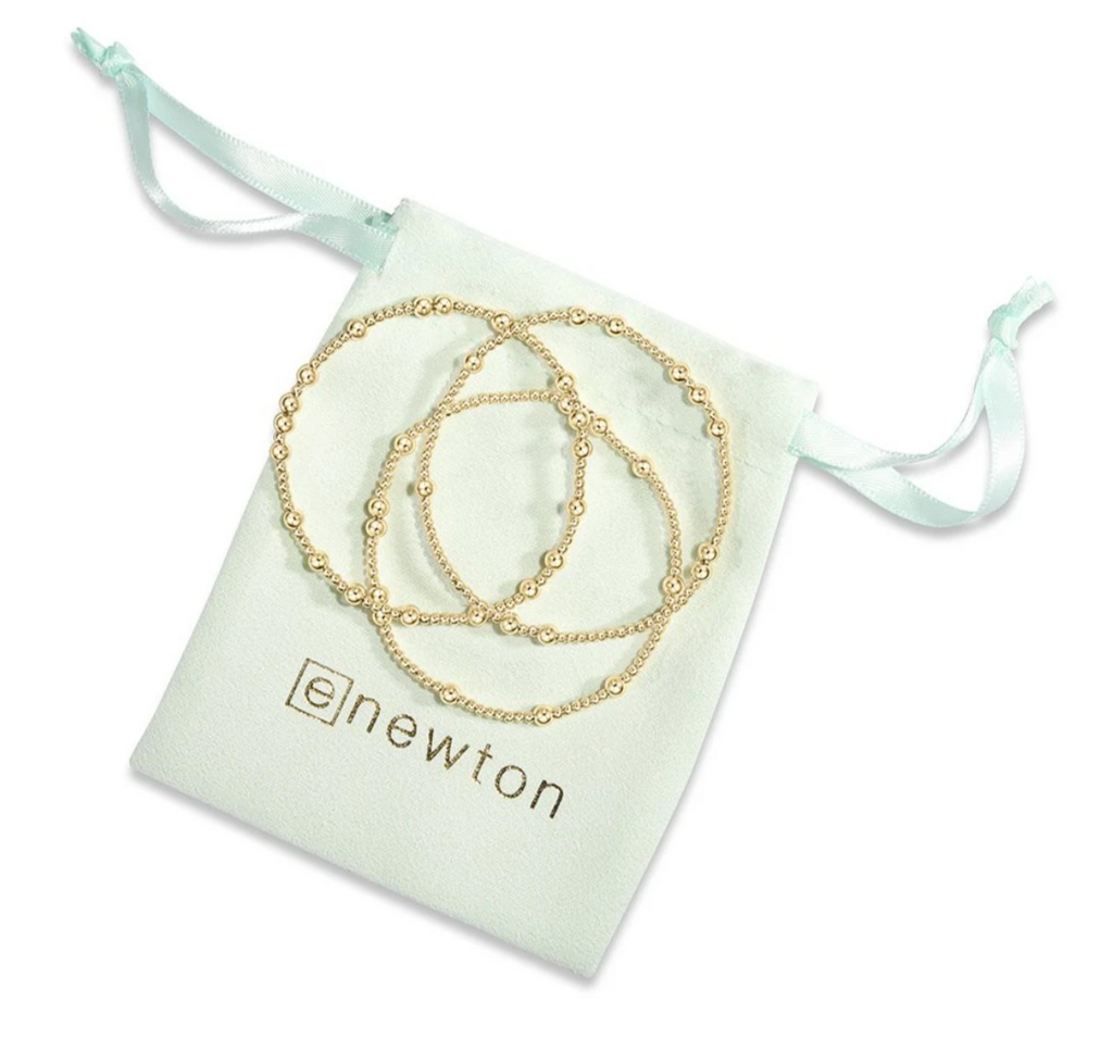 Hope Unwritten Bracelet- Gold
