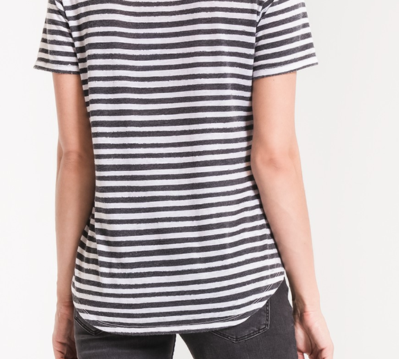 The Ultimate Striped Tee