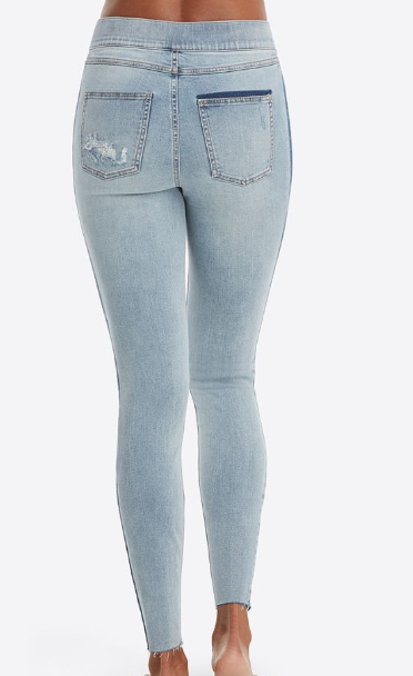 Women's Side Stripe Skinny Jean