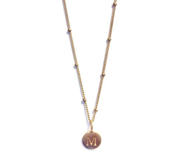 Mayfair Initial Necklace