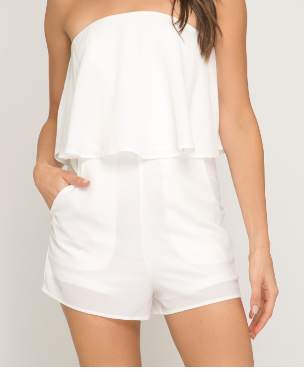 Take Me To The Arches Romper