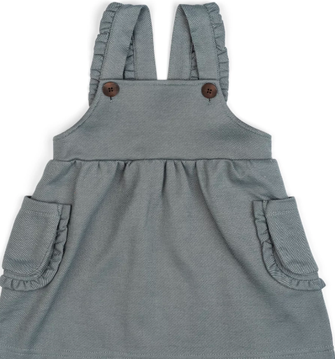 Dress Overall Denim