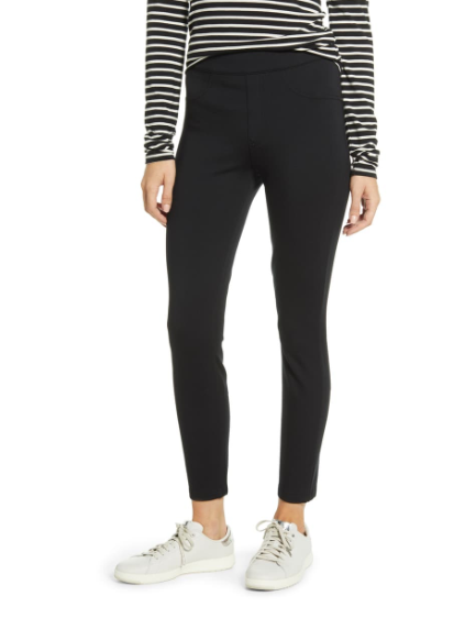 The Perfect Black Pant, Ankle 4 Pocket