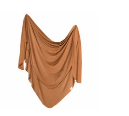 Swaddle Blanket- Copper Pearl